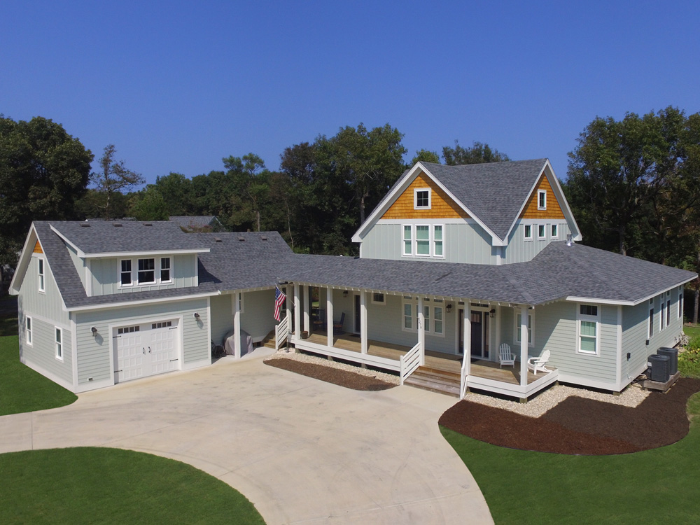 kitty hawk nc residential home designer